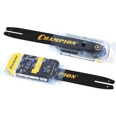 Набор шина + 2 цепи Champion 16-3/8-1,6 60 звеньев цепь (163SLHD025)