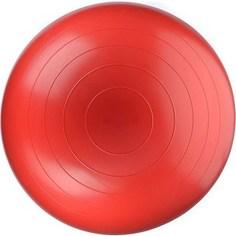 Мяч гимнастический DOKA (Фитбол), диаметр 55см красный
