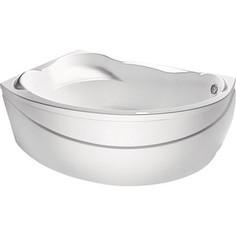 Акриловая ванна 1Marka Catania асимметричная 160x110 см левая (4604613000882)