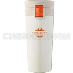 Термокружка 0.4 л Biostal Crosstown шампань (NMT-400W)