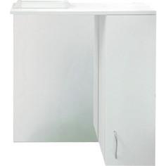 Зеркальный шкаф Cersanit Erica 60 с подстветкой, белый (F-LS-ERN60-Os)