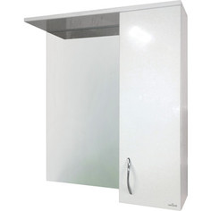 Зеркальный шкаф Cersanit Erica 60 белый (F-LS-ERN60)