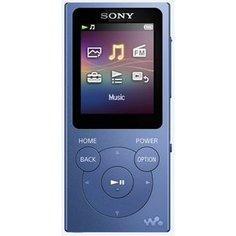 MP3 плеер Sony NW-E394 blue