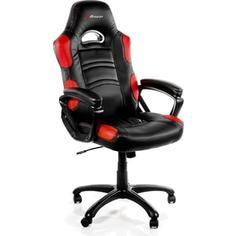 Компьютерное кресло для геймеров Arozzi Enzo red