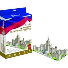 3D пазл CubicFun Московский Государственный Университет (MC161h)