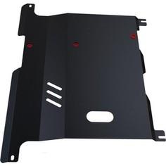 Защита картера и КПП АвтоБРОНЯ для Mazda 121 (1996-2000), Demio (1997-2003), сталь 2 мм, 111.03808.1
