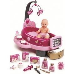 Игровой набор Smoby Baby Nurse с куклой (220317)