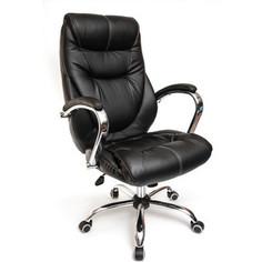 Кресло Алвест AV 116 CH (04) MK экокожа 223 черная