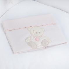 Плед PICCI Mimimi розовый 73*83см D5230-01