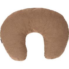 Подушка для кормления TINEO Feeding свет коричневый/бежевый с бел точками 57x58x10h см 204516