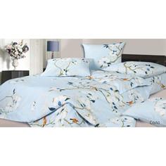 Комплект постельного белья Ecotex 2-х сп, сатин, Соло (КГМСоло)