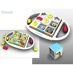 Smoby Cotoon Развивающие кубики-пазлы (211385)