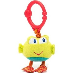 Развивающая игрушка Bright Starts Дрожащий дружок Лягушка (8808-3)