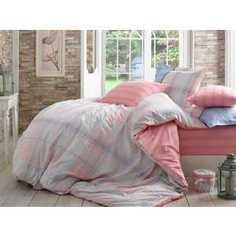 Комплект постельного белья Hobby home collection 1,5 сп, поплин, Carmela, розовый (1501001083)