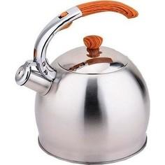 Чайник 3.5 л со свистком Teco (TC-110)