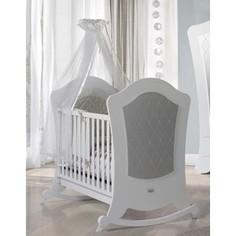 Балдахин Micuna Alexa с держателем для кровати СР-1626 white