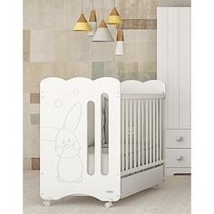 Кроватка Micuna Copito Микуна Копито 120х60 white