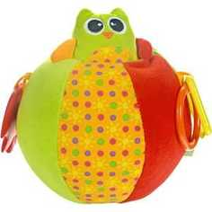 Развивающая игрушка I-Baby Сова на мяче B-14117