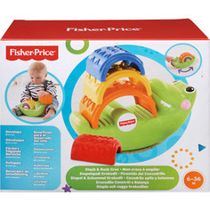 Пирамидка Fisher Price Крокодильчик (CDC48)