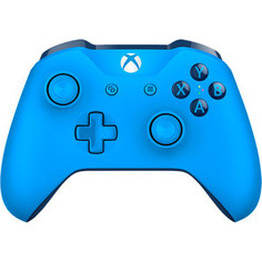 Геймпад Microsoft XBox One беспроводной геймпад синий (WL3-00020)