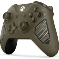 Геймпад Microsoft XBox One беспроводной Combat Tech Special Edition (WL3-00090)