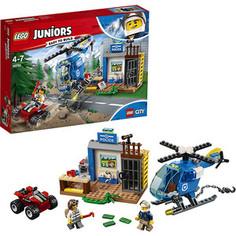 Конструктор Lego Джуниорс Погоня горной полиции