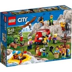 Конструктор Lego Город Любители активного отдыха