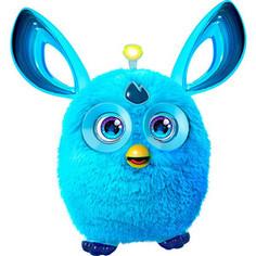 Интерактивная мягкая игрушка Hasbro ФЕРБИ Коннект темные цвета голубой