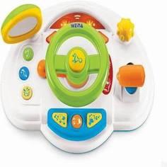 Развивающая игрушка WEINA музыкальная Маленький водитель 2018