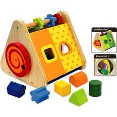 Игрушка Im toy Развивающий треугольник