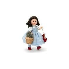 Элитная коллекционная кукла MADAME ALEXANDER Элли и Тотошка (46360)