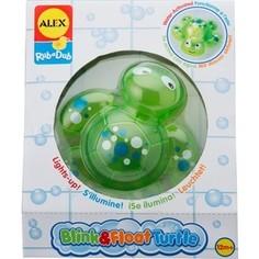 Игрушка для ванны Alex Черепашка, от 3 лет (842T) Alex®