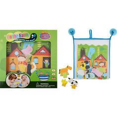 Игрушка для ванны Barney&Buddy Стикеры Веселая ферма (BB012)