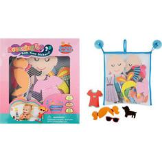 Игрушка для ванны Barney&Buddy Стикеры Модные наряды (BB008)