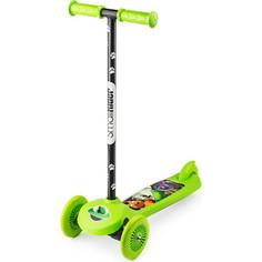 Самокат 3-х колесный Small Rider Cosmic Zoo Scooter Зеленый (1233592/цв 1233602)