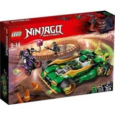 Конструктор Lego Ninjago Ночной вездеход ниндзя