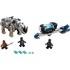 Конструктор Lego Super Heroes Поединок с Носорогом