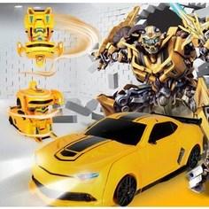 Радиоуправляемый робот трансформер MZ Model Chevrolet Camaro 1:24