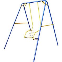 Качели Лидер 1-01 сине/жёлтый (0828)