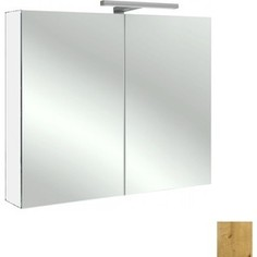 Зеркальный шкаф Jacob Delafon 100x14.3x65 см, арлингтонгский дуб (EB797RU-E70)