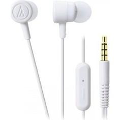 Наушники Audio-Technica ATH-CKL220 iS white