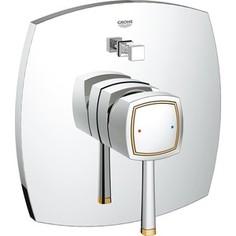 Смеситель для ванны Grohe Grandera накладная панель, для 35501 (19920IG0)