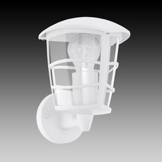 Уличный настенный светильник Eglo 93094