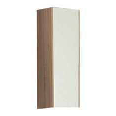 Шкаф Акватон Йорк 1 створка белый/дуб сонома (1A171403YOAD0)