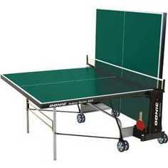 Теннисный стол Donic-Schildkrot Outdoor Roller 800-5 зеленый (230296-G)