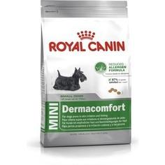 Сухой корм Royal Canin Mini Dermacomfort для собак мелких пород склонных к кожным раздражениям и зуду 2кг (380020)
