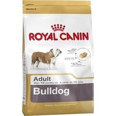 Сухой корм Royal Canin Adult Bulldog для собак от 12 месяцев породы Английский бульдог 12кг (345120)