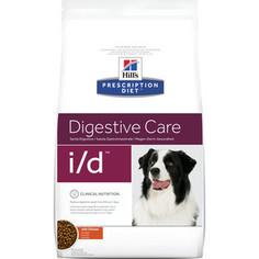 Сухой корм Hills Prescription Diet i/d Digestive Care with Chicken с курицей диета при лечении заболеваний ЖКТ для собак 12кг (9181)