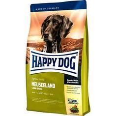 Сухой корм Happy Dog Supreme Sensible Adult 11kg+ Neuseeland Lamb & Rice с ягненком и рисом для взрослых собак средних и крупных пород 1кг (03553)
