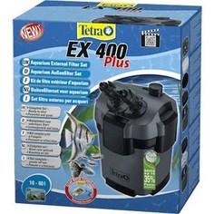 Фильтр Tetra EX 400 Plus Aquarium External Filter Set внешний для аквариумов 10-80л